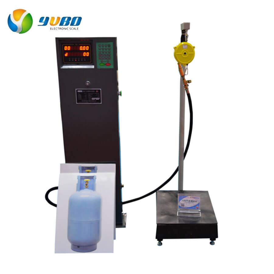 Cylinder Filling Weighing Scale