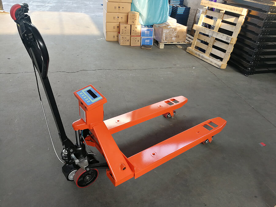 Electric Pallet Scale